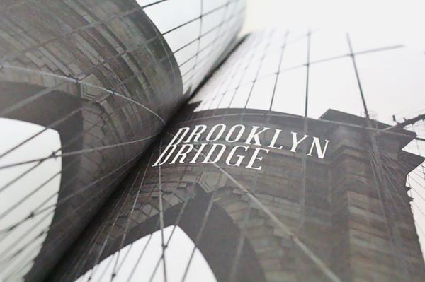 Photo book NYC — Florida on Behance #usa #america #new #print #design #graphic #book #travel #photography #york #nyc #brooklyn #typography