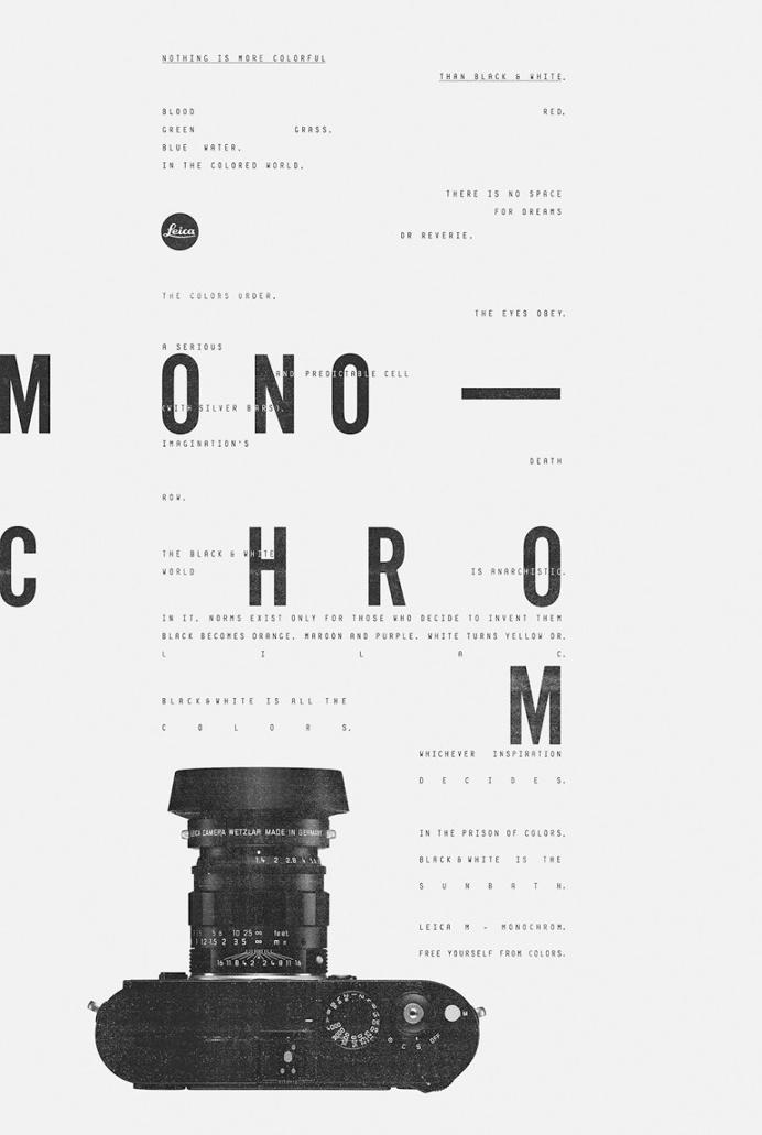 Leica // M-Monochrom