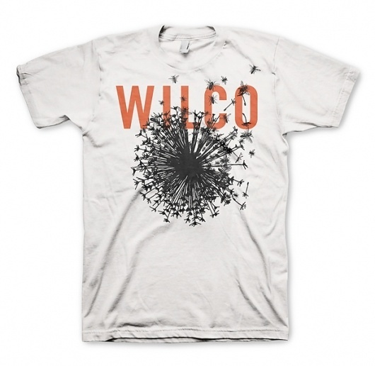 Apparel : Alvin Diec #alvin #apparel #design #shirt #diec #wilco