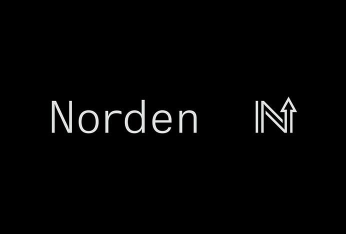 Norden by Number 04 #logo #logotype #mark