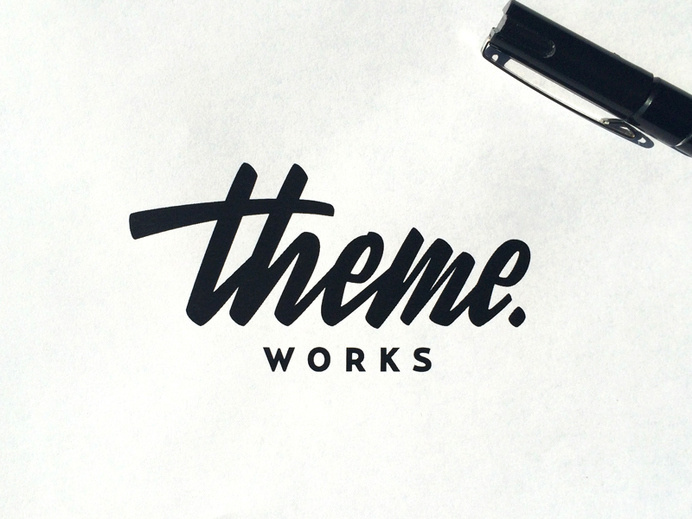 30 Beautifully Hand Drawn Typography Logos by Paul Von Excite #type #drawn #logo #hand #typography