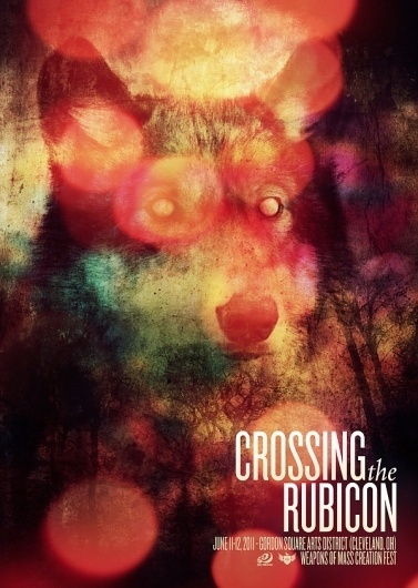 Crossing the Rubicon by @mkleyne   Designerscouch #thecritiquenetwork