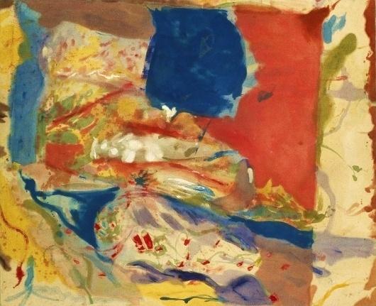 helen-frankenthaler-lorelei-1957.jpg (758×617) #painting #frankenthaler #helen #art