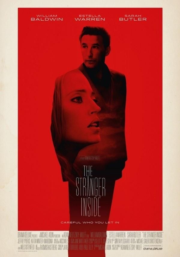 the stranger inside movie poster 1 #movie #poster #film