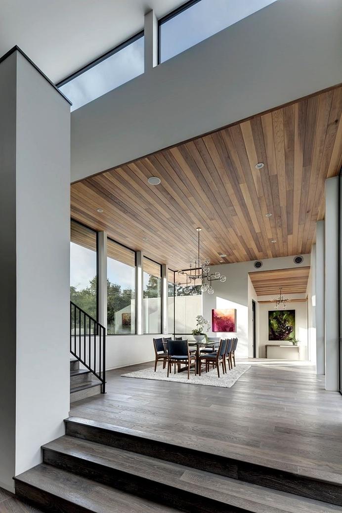 Bracketed Space House, Texas / Matt Fajkus Architecture