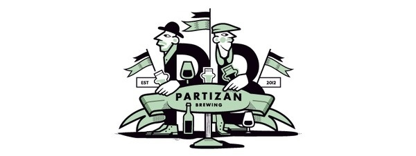 Partizan Brewing Archive #brewery #partizan