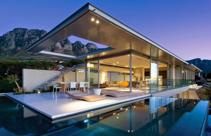 First Crescent House by SAOTA #interior #design #architecture
