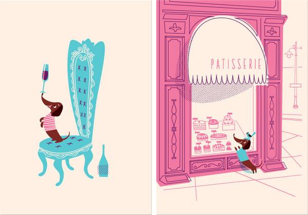 Monsieur Boudin 2 #illustration