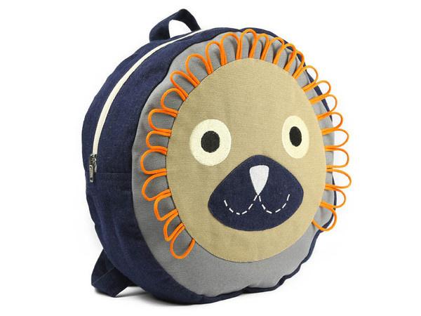 Lion Backpack #fashion #lion #backpack