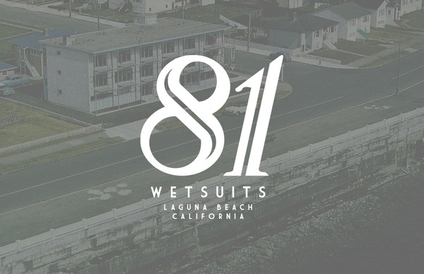 81 Wetsuits #identity