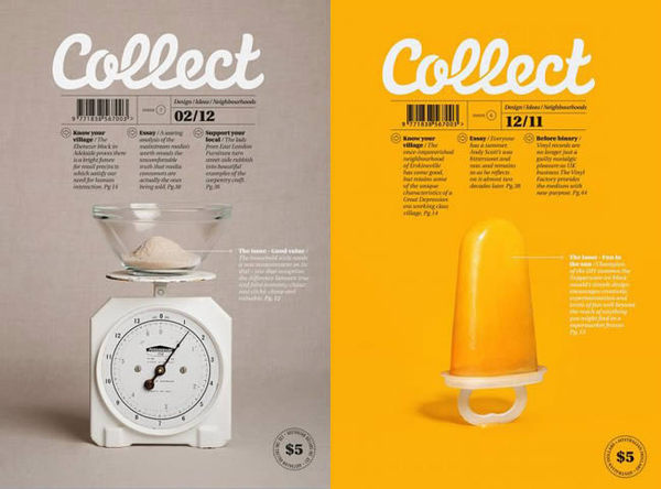 collect_magPP1 #cover #spread #layout #magazine