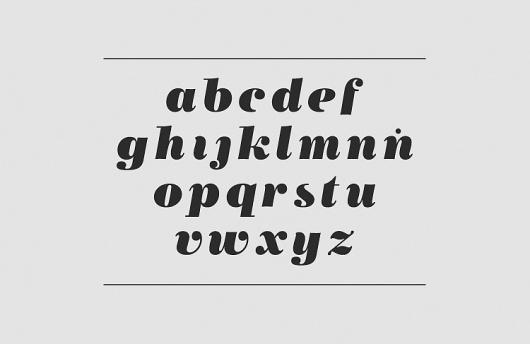 — Jorge León · Foster Type #leon #jorge #typeface