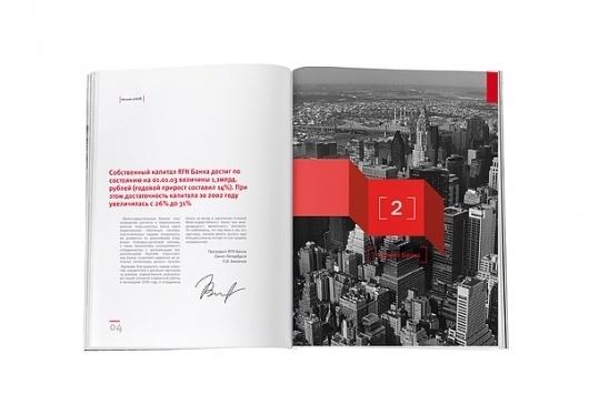 105 Best Annual Report Design Inspiration at DzineBlog.com Design ...
