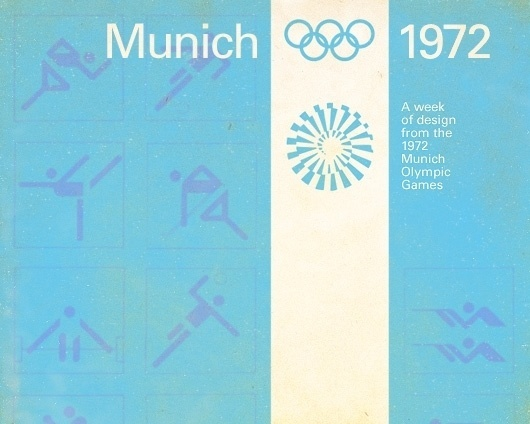 WANKEN - The Blog of Shelby White » A Week of the 1972 Munich Olympic Games #olympic #otl #1972 #aicher #games #munich