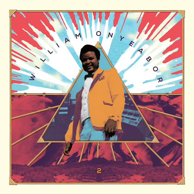 ▶ David Byrne's Luaka Bop Announce 25th Anniversary Events, William Onyeabor Discography Box Set | News | Pitchfork #album #william #artwork #onyeabor #afrobeat