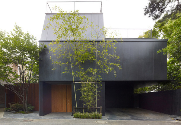 KEIJI ASHIZAWA DESIGN modern House S 8 #courtyards #interiors #architecture #landscapes #green