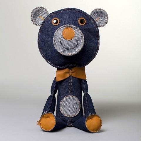 Acne JR | Chester Denim #toys #sweden #design #junior #acne