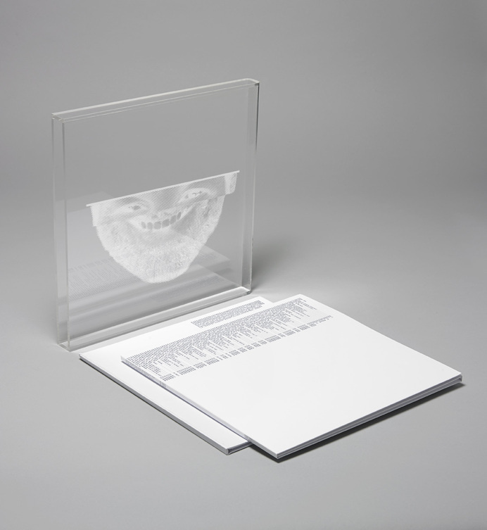 Creative Review - Warp releases Syro artwork by The Designers Republic #album #packaging #minimalism #artwork #twin #aphex