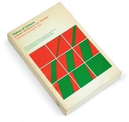 Theory of Colours, 1970 : Book Worship #print #book