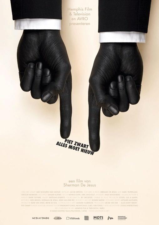 Piet Zwart – Alles Moet Nieuw   wilfredtimo #poster #film
