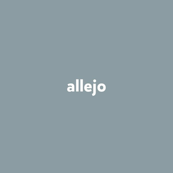 Our geometric, friendly shaped logomark. Nicely rounded vowels well balanced and contrasted by tall consonants. . . . . . #logo #logomark #minimal #designspiration #allejo #fashion #design #minimalism #lessismore #typography #type #font #keepitsimple #timeless #menswear #studio #screenprinting #follow #worldcup