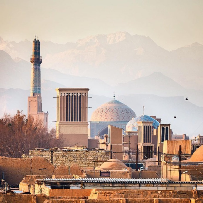 #wonderful_places: Beautiful Travel Photos of Iran by Thomas Flensted