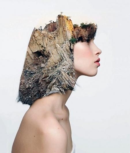 Mixed Media Portraits by Matt Wisniewski | 2 | 123 Inspiration #mixed #media #portraits
