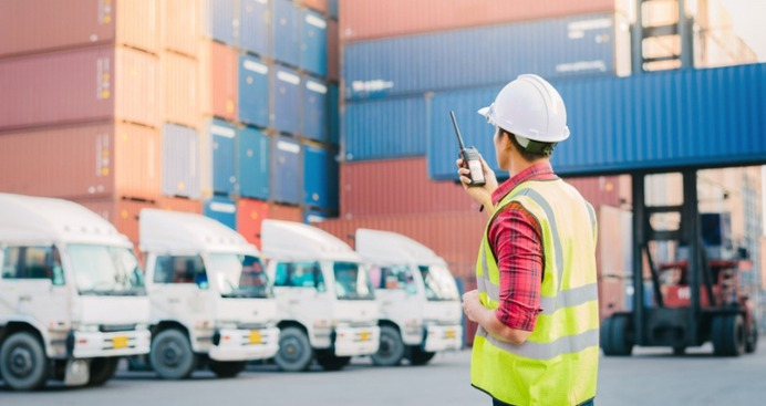 What is logistics and how does it apply to e-commerce?