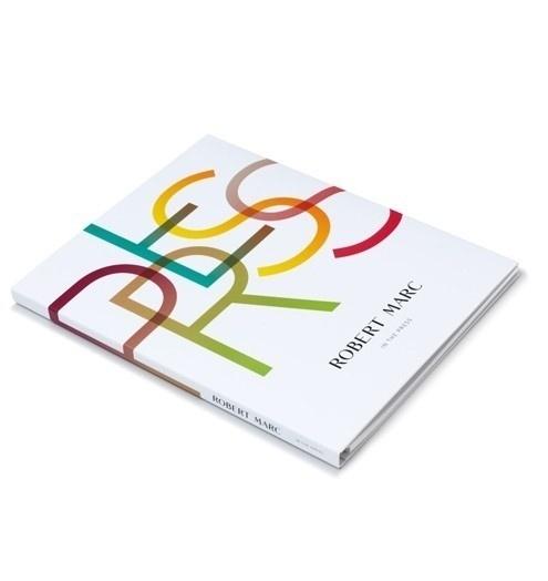 The O Group™ | Robert Marc Brand Identity #book #minimal #typography