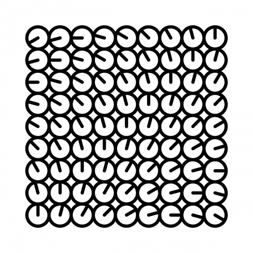 minimalvision 4 – Gymnastics #circle #outline #grid #geometric #minimal