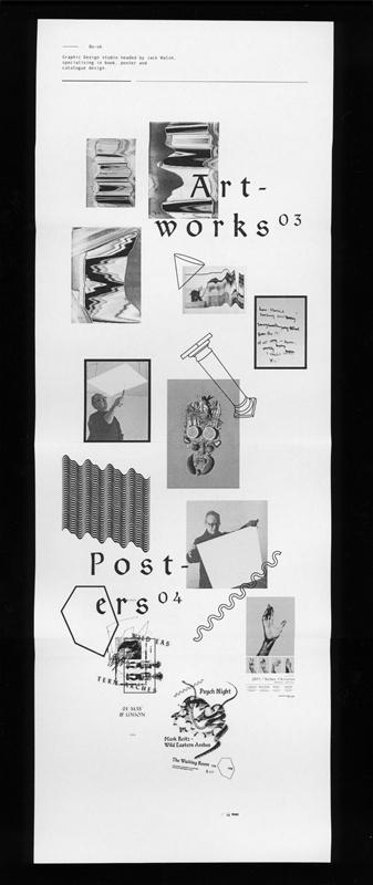 Identity Jack Walsh #design #graphic #book #jack #identity #logo #walsh