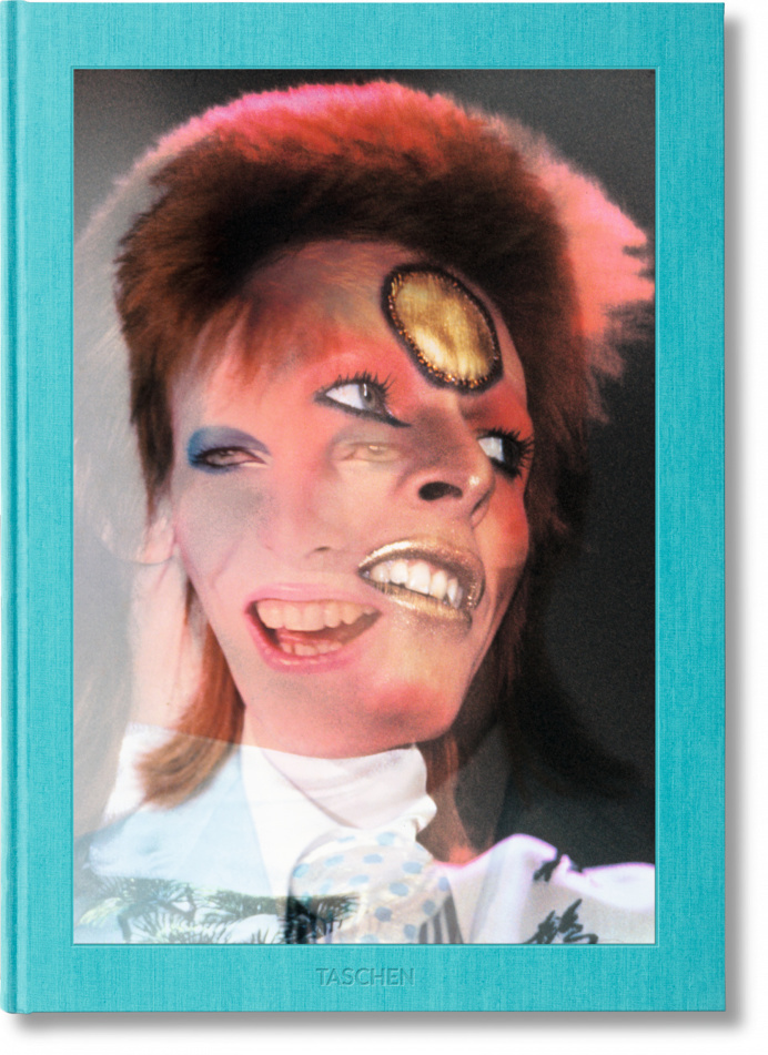 Mick Rock. The Rise of David Bowie,