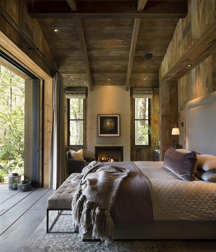 Napa Cabin by Wade Design Architects 9