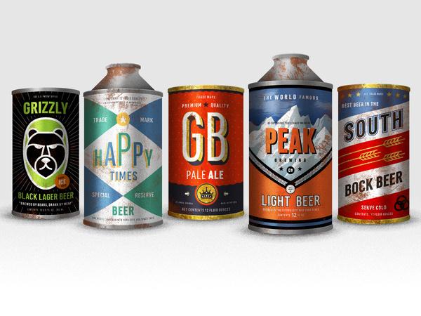 Beers_large #packaging #beer