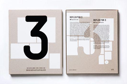 Reflektor 3 – University of Applied Sciences and Arts – Inspiration Grid | Design Inspiration