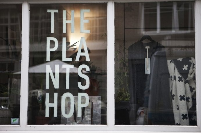 VINYL - THE PLANT SHOP - ANVERS/ANTWERPEN BELGIUM