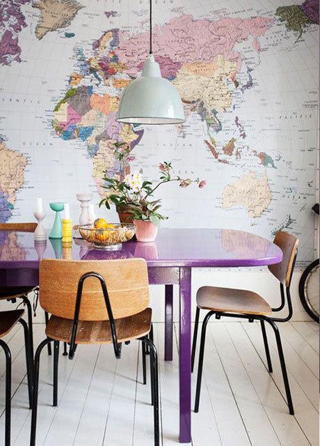 Décocotte* #interior #vintage #chairs