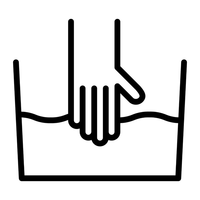 See more icon inspiration related to wash, water, hand, bucket, soap, hands and gestures, hand wash, laundry, cleaning and gestures on Flaticon.