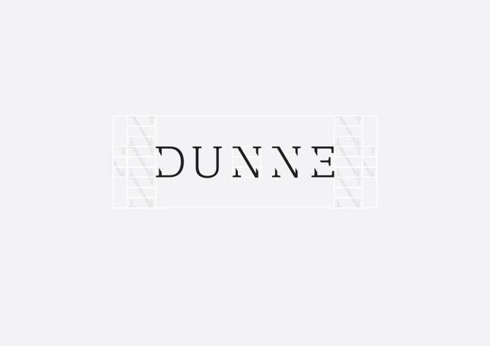 Dunne Construction Rebrand