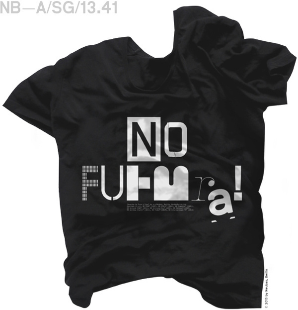 NorthEastCo NoFutura ltdedition #apparel #print #tshirt #shirt #screen #futura #neubau
