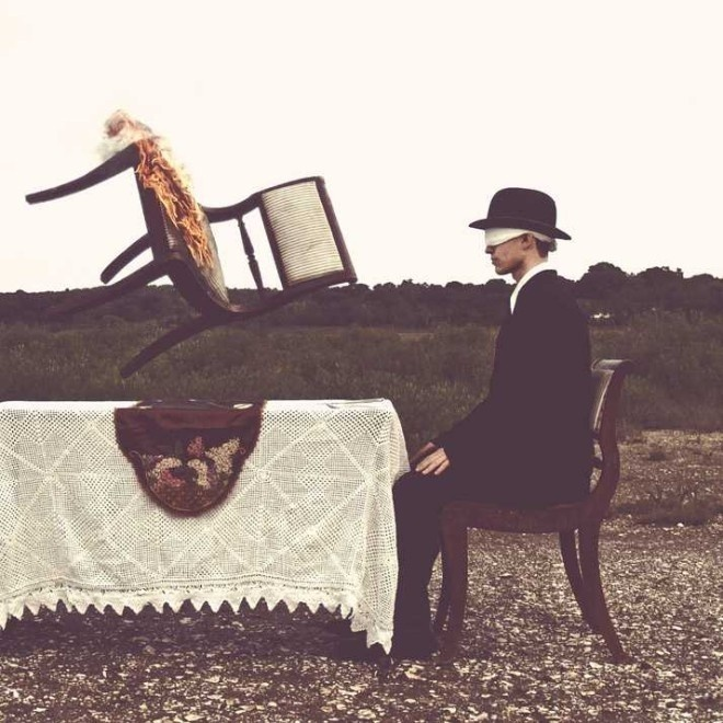 Surreal Photography by Nicolas Bruno #inspiration #surreal #photography
