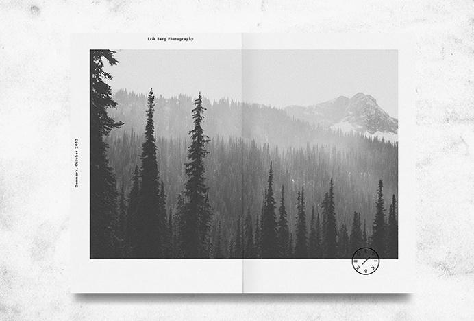Erik Berg by Whiskey & Mentine #magazine #print