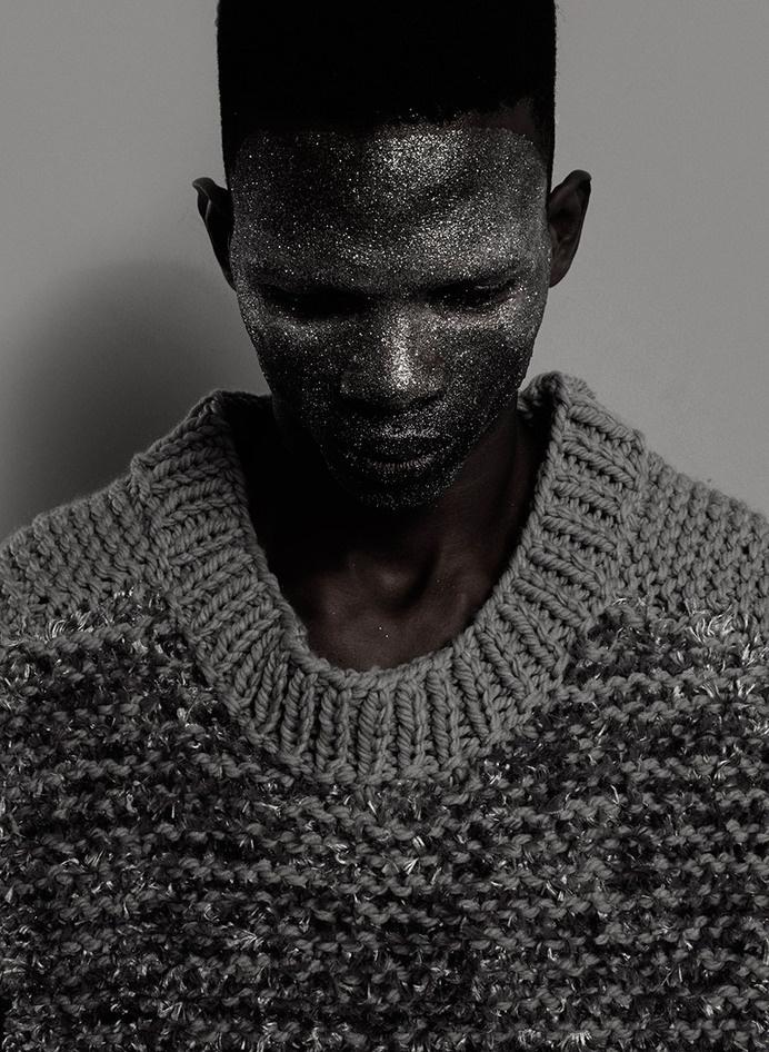 Lukhanyo Mdingi Fall/Winter 2015 #fashion #photography
