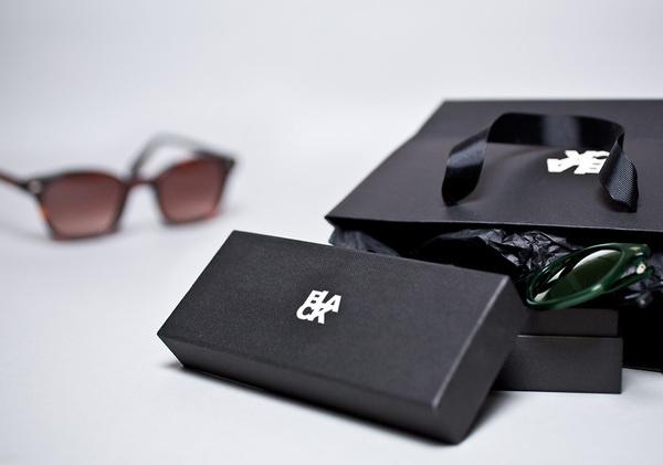 Black Eyewear | Bibliothèque Design #design #graphic #eyewear