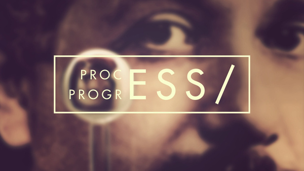 http://www.extrasugarstudios.com/downloads/ProcProgESS.jpg #process #glass #progress #einstein #typography