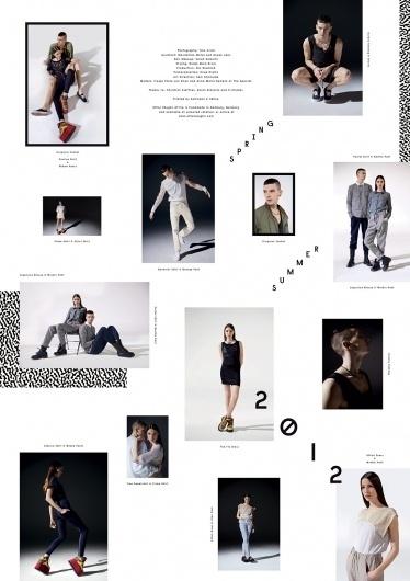 Ethel Vaughn #fashion #print #design #graphic