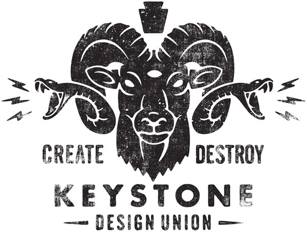 All sizes | CREATE DESTROY | Flickr Photo Sharing! #stamp #snake #kdu #logo #ram