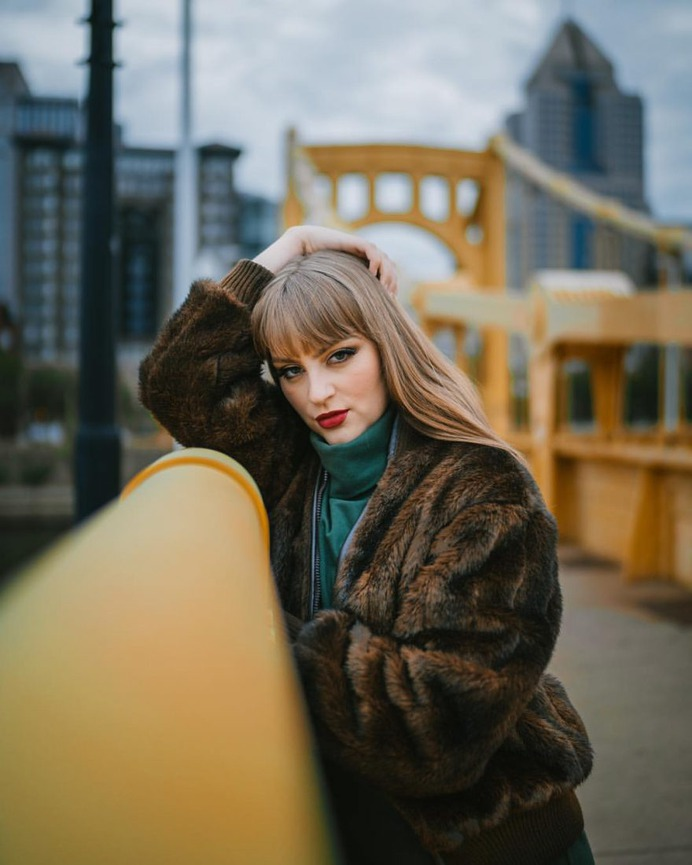 Gorgeous Beauty and Lifestyle Portraits by Dylan Blackburn