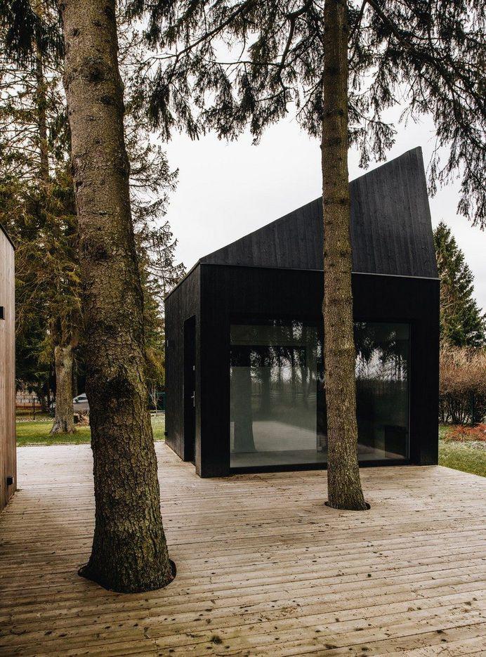 Muraste Cottage in Estonia by KUU Architects 4