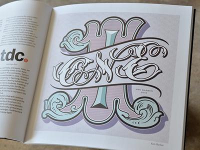 Ken barber #type #illustration #lettering #typography